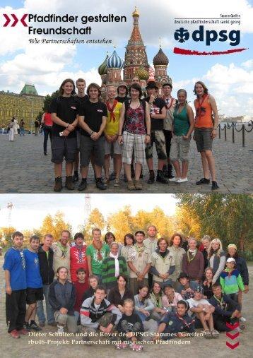 Deutsch-russischer Jugendaustausch 2007 - 2013