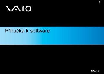Sony PCG-K315B - PCG-K315B Manuale software Ceco
