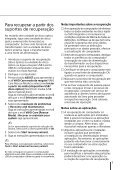 Sony SVE1712C1E - SVE1712C1E Guida alla risoluzione dei problemi Portoghese - Page 7