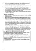 Sony VPCEH2Q1E - VPCEH2Q1E Documenti garanzia Ungherese - Page 6