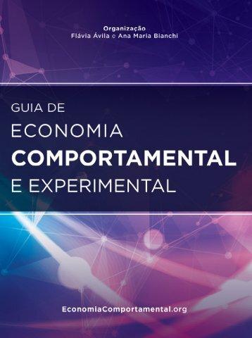 GUIA DE ECONOMIA COMPORTAMENTAL E EXPERIMENTAL