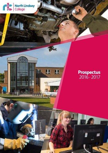 Prospectus 2016 - 2017