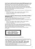 Sony VPCF24A4E - VPCF24A4E Documenti garanzia Turco - Page 7