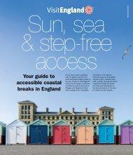 & step-free access