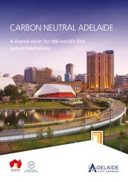 CARBON NEUTRAL ADELAIDE