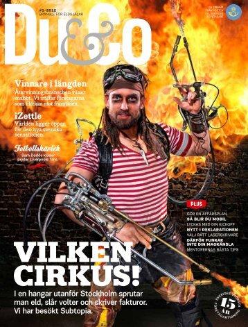 Du&Co # 1 2012 - Posten