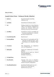 Daten und Fakten - architekten24.de
