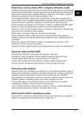 Sony VPCW21S1R - VPCW21S1R Documenti garanzia Slovacco - Page 7