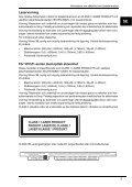 Sony VPCEA3D4E - VPCEA3D4E Documenti garanzia Danese - Page 7