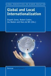 Global and Local Internationalization