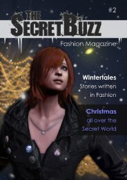 The Secret Buzz - Issue #2