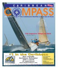 25th Angostura Tobago Sail Week - Caribbean Compass
