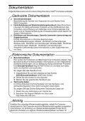 Sony VGX-TP3S - VGX-TP3S Guida alla risoluzione dei problemi Tedesco - Page 2