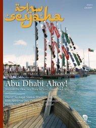 Abu Dhabi Ahoy! - Abu Dhabi Tourism