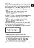 Sony VPCSE1X1R - VPCSE1X1R Documenti garanzia Svedese - Page 7