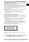 Sony VPCF13Z1R - VPCF13Z1R Documenti garanzia Slovacco - Page 7