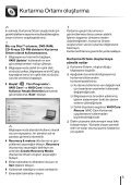 Sony VPCF13Z1R - VPCF13Z1R Guida alla risoluzione dei problemi Turco - Page 5