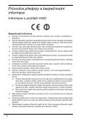 Sony VPCSB1B9E - VPCSB1B9E Documenti garanzia Slovacco - Page 6