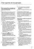 Sony VPCJ23M1E - VPCJ23M1E Guida alla risoluzione dei problemi Portoghese - Page 5