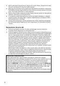 Sony VPCJ23M1E - VPCJ23M1E Documenti garanzia Rumeno - Page 6