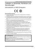 Sony VPCS12C5E - VPCS12C5E Documenti garanzia Tedesco - Page 5