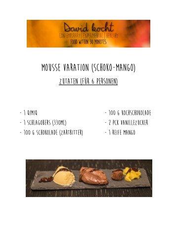 Mousse Variation