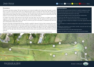Trevose course design changes