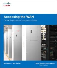 Accessing the WAN - CCNA Exploration Companion Guide