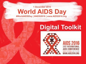 World AIDS Day Digital Toolkit