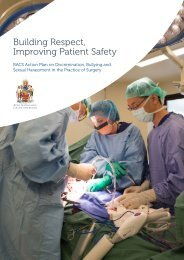 Building Respect Improving Patient Safety
