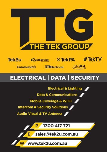 THE TEK GROUP