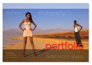 Portfolio fashion