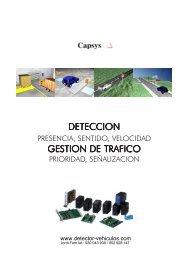 capsys: detección de vehículos