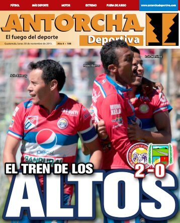 Antorcha Deportiva 188