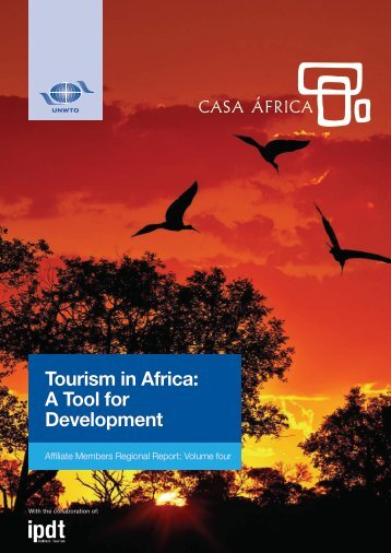 Tourism in Africa A Tool for Development