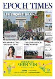 Les Français et la COP21