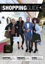 SHOPPINGGUIDE 2015