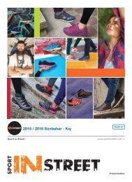 Sport in Street Lookbook