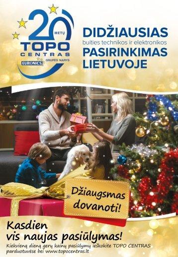 Euronics gruodžio leidinys