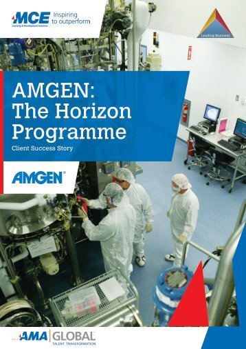 AMGEN The Horizon Programme