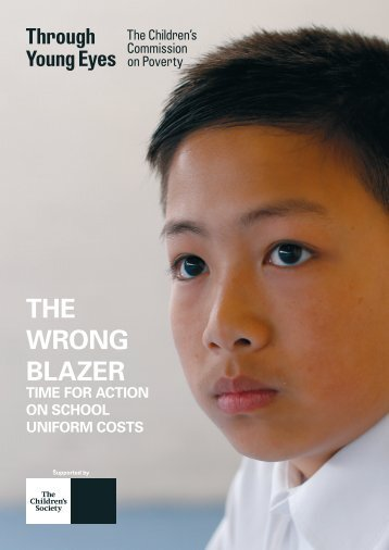 the wrong blazer