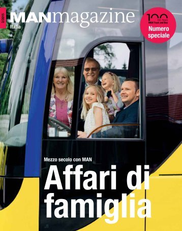 MANmagazine Bus Italia 2/2015
