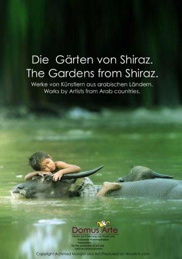 Die Gärten von Shiraz