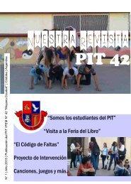 Nuestra Revista PIT 42
