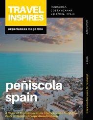 SPAIN - Peñiscola-Top Sights & Fiestas