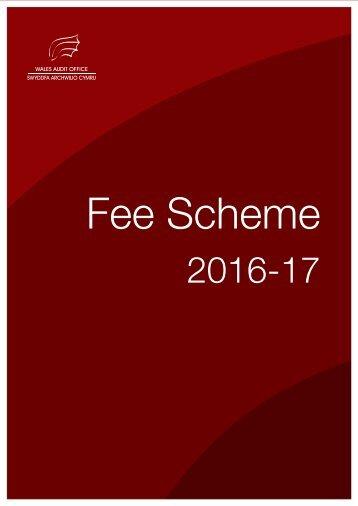 Fee Scheme