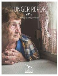 HUNGER REPORT