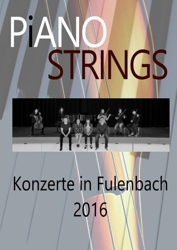 Flyer Piano String