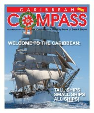 Caribbean Compass Yachting Magazine December 2015