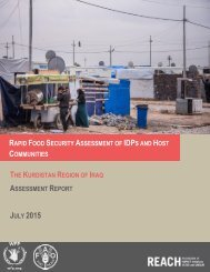 ASSESSMENT REPORT JULY 2015